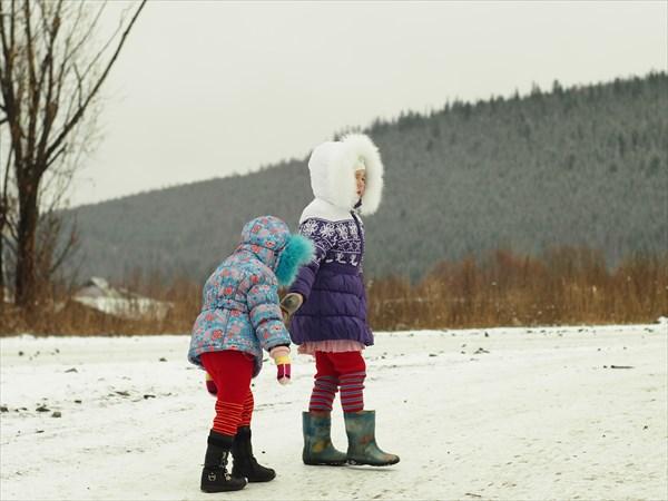 Бискамжинские дети