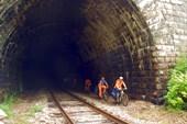 И снова тоннель...