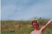 У грязевого озера, Саки