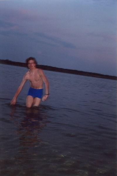 Грязевое озеро, Саки