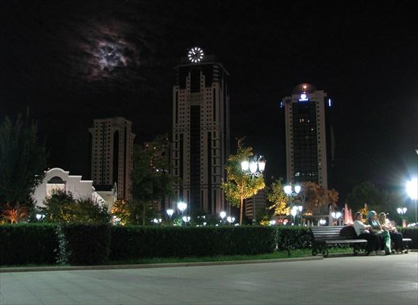 Грозный-Сити