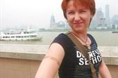 набережная Шанхая - тату на память