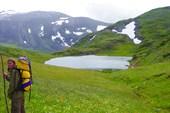 Мимо горных озер.