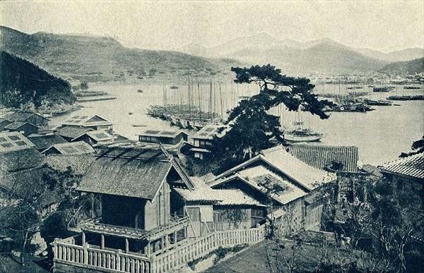 Гавань нагасаки