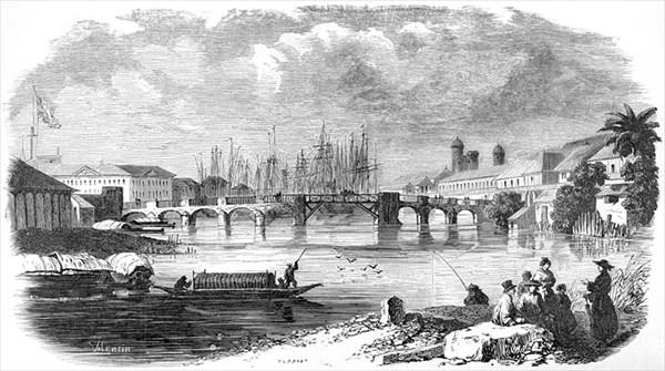Bridge_of_Binondoc_in_Manila,_early_1800s