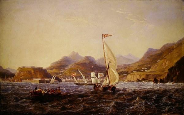 Madeira,_1864_by_John_Wilson_Carmichael