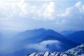 облака над перевалом Черкесский