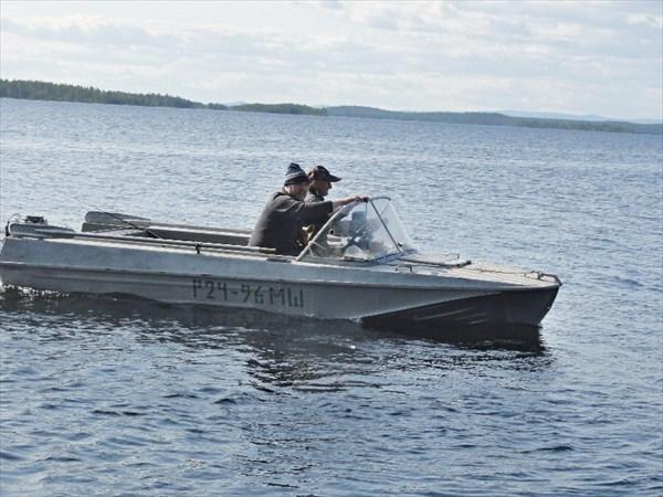 Наши спасители-рыбаки