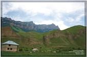 долина баксана