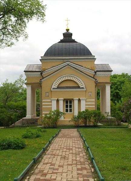 Домашняя церковь святой Марии Египетской