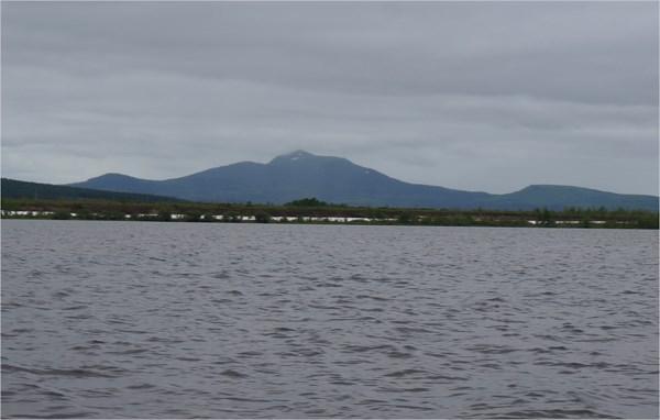 Гора Черемховского над урочищем Невельского