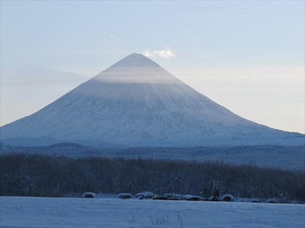 Сопка Ключевская - 4750 м