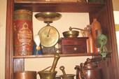 На кухне в доме мельника
