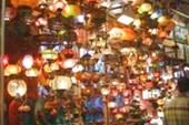 лампы на Гранд Базаре