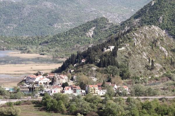 Вирпазар и крепость Бесац