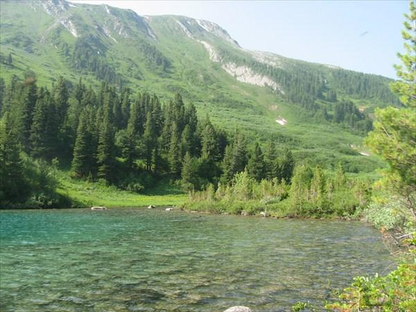 Озеро 1430 м. у.м