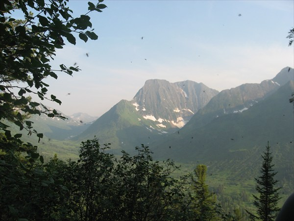 Долина р. Кинзелюк