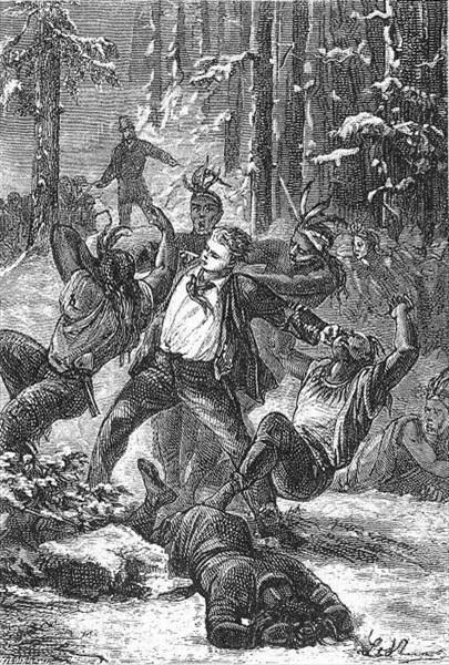 Паспарту обижает индейцев