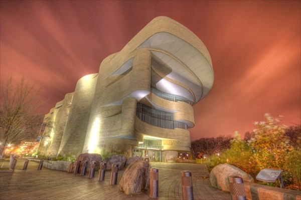 Национальный музей индейцев
