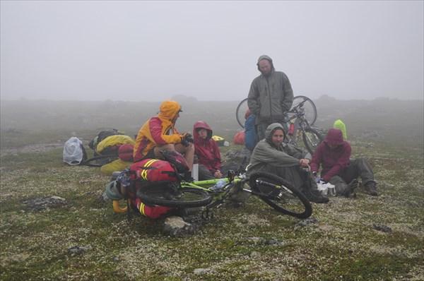 Команда в тумане