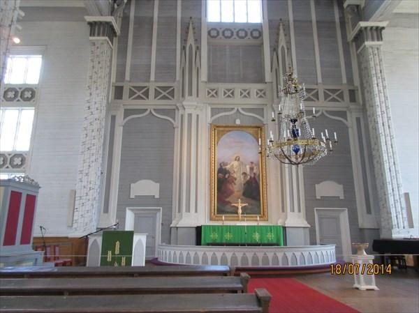 Церковь в Керимяки