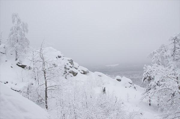 В горах Южного Урала