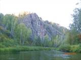 Иногда река казалась очень уж ленивой...