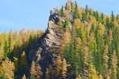 Скалы на Малом Агуле