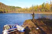 Рыбалка на стрелке Агулов
