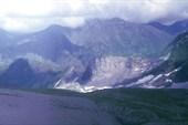 Вид с перевала Кыртхуа