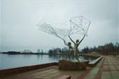 На берегу Онежского озера