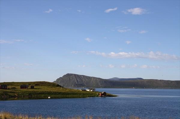 рыбацкие поселки в норвегии