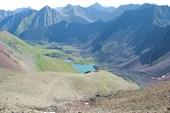 Вид с Шумакского перевала в сторону Шумака