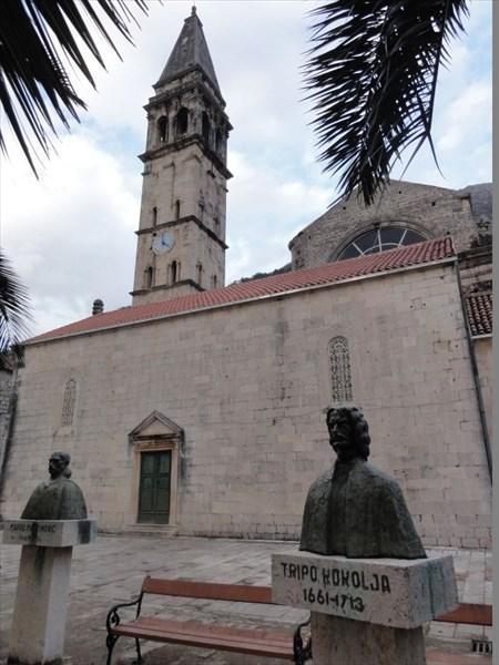 Церковь св.Николая с колокольней