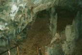 в пещере Большая Азишская