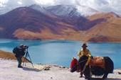 Тибет, озера Нам Цзо