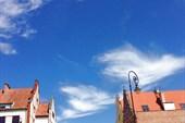 Историческая часть города Эльблонг.