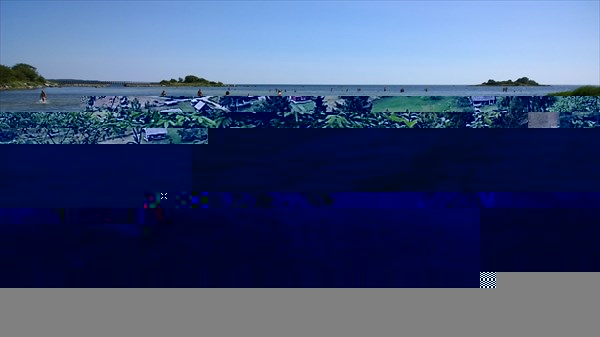 Несколько раз соревнования были неподалеку от моря.