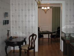 Одна из комнат