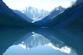 Озеро Маашей утром
