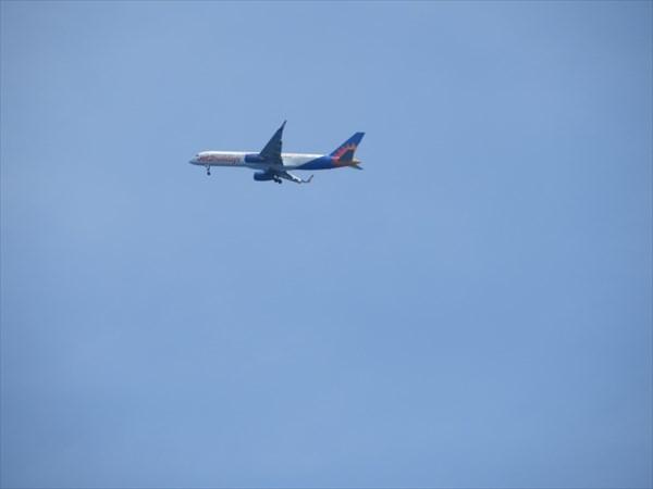 002-Самолет