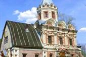 Муромцево. Храм святой мученицы царицы Александры
