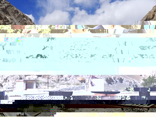 Монастырь Скиу в долине Маркхи