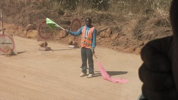 Танзанийский светофор