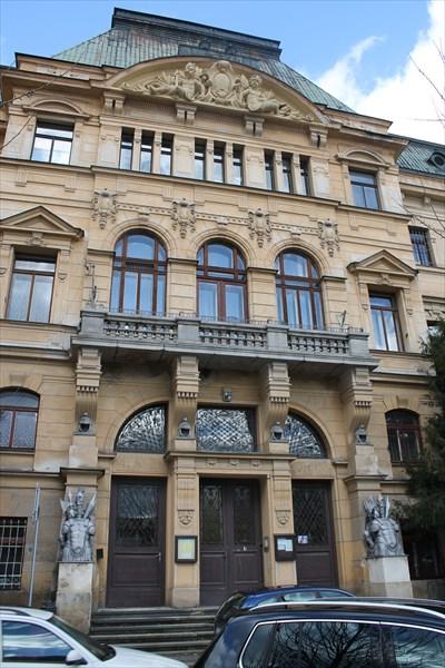 Здание Министерство обороны Чешской Республики, ВУСС Литомержице