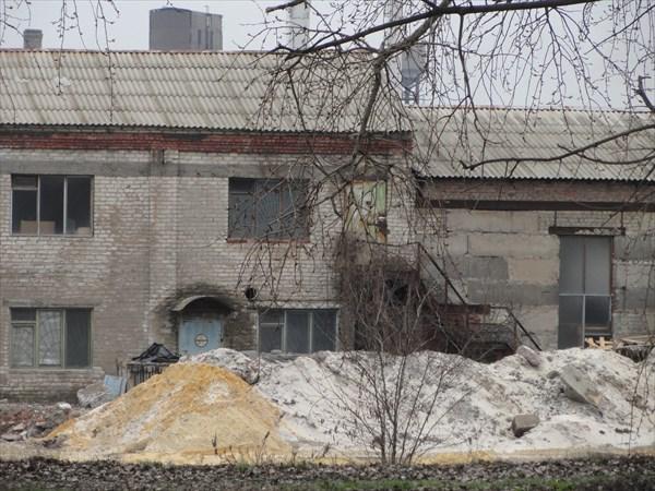 Вот так выглядит офисное здание в Константиновке