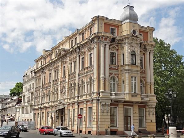 Дом Навроцкого, Ланжероновская ул