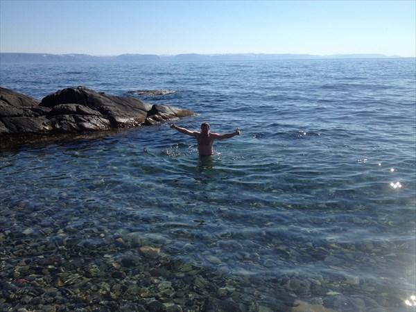 В Баренцевом море