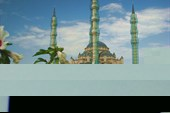 Грозный. Мечеть `Сердце Чечни`