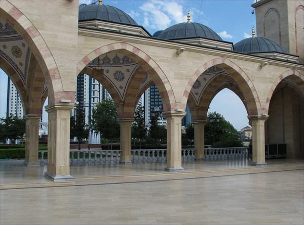 """Грозный. Мечеть """"Сердце Чечни"""""""
